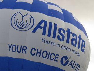 Allstate balloon